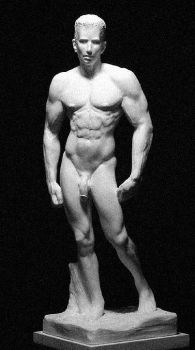 male nude study 3 by dreamfloatingby