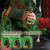 Barnacle Bob Squeeze box pack by Georgina-Gibson