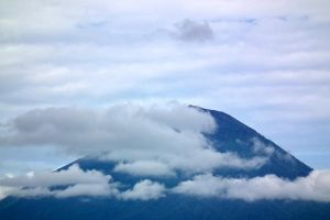 Mount Agung, Bali by Shooter1970