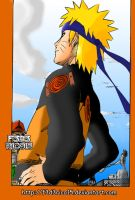 Naruto 390 Page 1 by F3D3RICO15