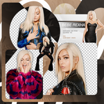 Png Pack 701 // Bebe Rexha by confidentpngs