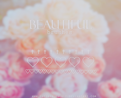 Beautiful Brushes by tutorialeslali