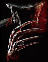Nightmare on Elm Street by Herrickk
