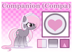 Compa Companion mini reference sheet by MidnightSketches
