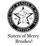 Sisters of Mercy Brushes by schitz011