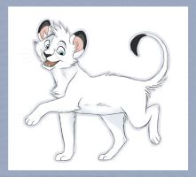 KIMBA Is His Name by Graystripe64