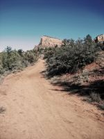 Sedona Hiking Trail by Sethly