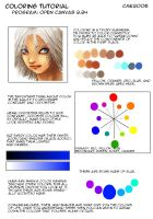 Color Tutorial I by shigure-kisune
