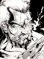Cable X-men by knafo