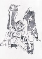 Team 7 by Tyniusia