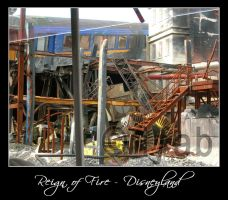 Reign of Fire - Disneyland by iFab