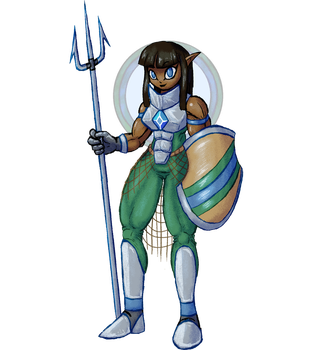 DnD: Neith Osratep by Node-Gamer