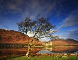 Loch Awe - Scotland by DL-Photography