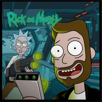 Rick And Morty by RAZIELTAMER
