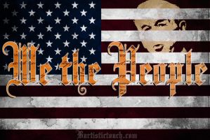 Ron Paul Nation by Bartistictouch