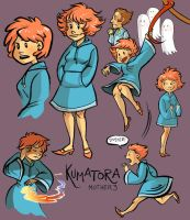 Kumatora - Mother 3 by lauramw
