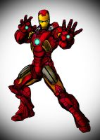 iron man as final as it gets by Hopeyouguessedmyname