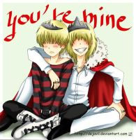 KHR: you're mine by dejavil