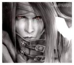 Vincent Valentine by puttL