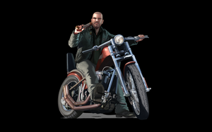TLaD - Johnny on His Bike by GTA-IVplayer