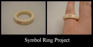 Symbol Ring by piratecaptain
