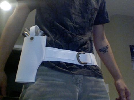 persona 3 holster by Punkle
