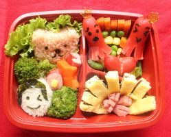[Bento] The World Can be One Family by sitidini