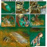 Shadow of the colossus comic 4 by shaloneSK