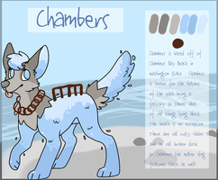 Chambers Ref by Queen-Bea