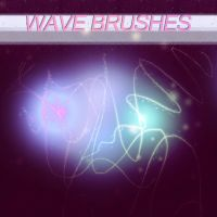Photoshop Wave Brushes. by itsreality