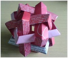 SIS - Six Intersecting Squares by lonely--soldier
