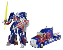MOVIE ADVANCED AD01 OPTIMUS PRIME by Transformer-Products