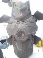 gipsy danger (pacific rim) progress by actstudio65148