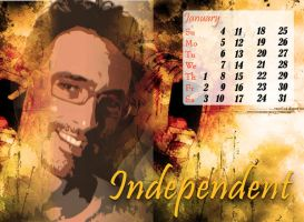Calender by mahmoudgamal