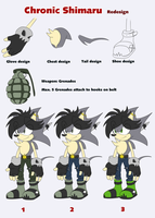 Chronic Shimaru Redesign --CE-- by Dody-Inferno