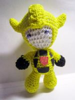 Transformers: Bumblebee Doll by Nissie