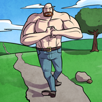 Strongman by FicusArt