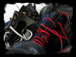 boots by punks