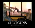 shotgun poster by Dr-J33