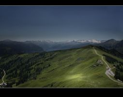 Austrian mountainsight by Rob1962
