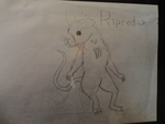 ~Ripred The Gnawer~ by GoofieDaisy
