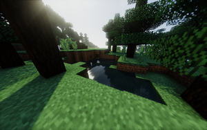More Minecraft Shaders by Edd-Gm