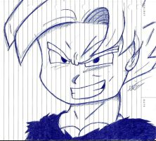Goten by riotgirlckb