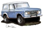 Ford Bronco`66 by Chearl