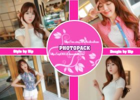 PHOTOPACK Kim Shin Yeong 01 by Zip0602