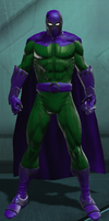 Prowler (DC Universe Online) by Macgyver75