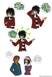 Danny your puns are bad and you should feel bad by Faint-Requiem