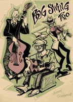 TheBogSwingTrio by Stnk13