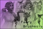 Faery Brushes 6 by joannastar-stock