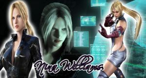 Nina Williams by Ai-Hanabira